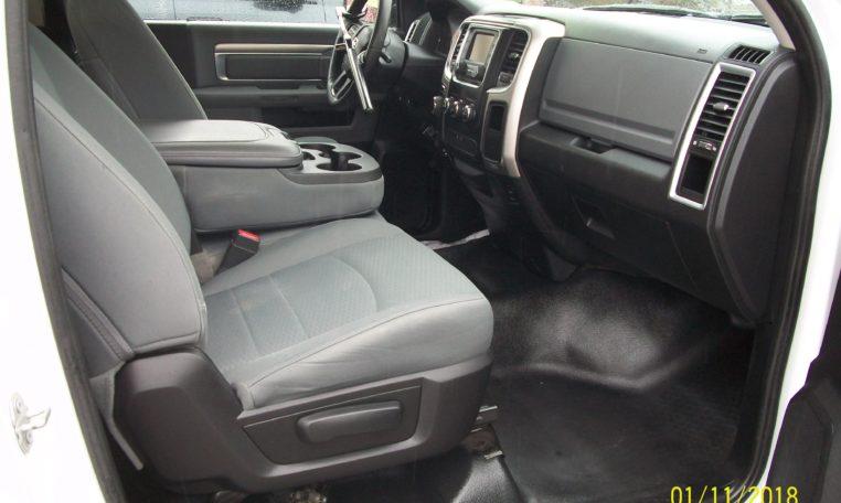 2016 Ram Regular Cab Longbox St Corcon Autosales